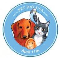InDefenseOfCats.com celebrates April 11: National Pet Day!