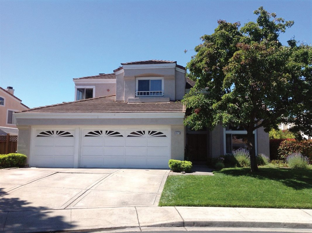 photo Before, Color consultation, color rendering, residential painting, Castro valley painting, painting, Painter Castro Valley, Painter Pleasanton, Painter Dublin,