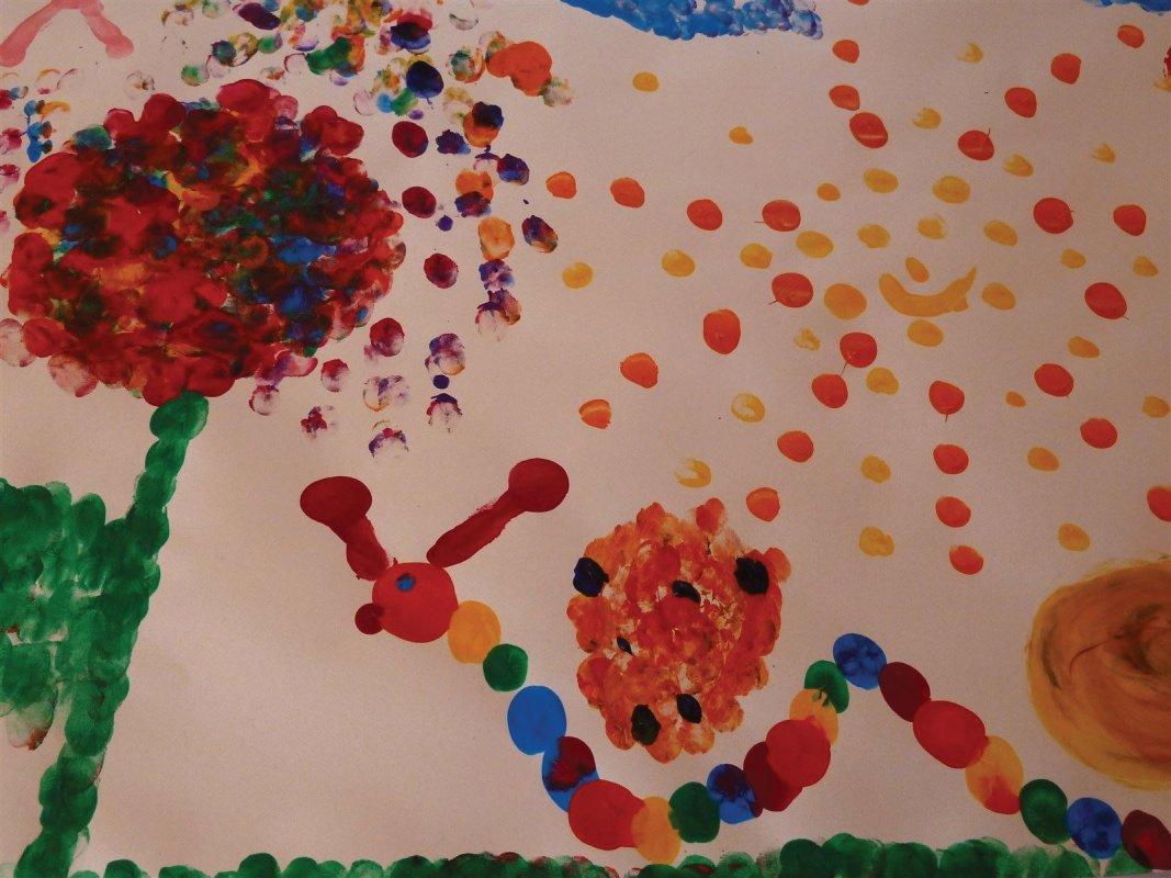 Tier-Symbol:Schnecke in der Kunsttherapie